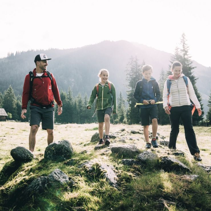 FAMILY MOUNTAIN HIKE