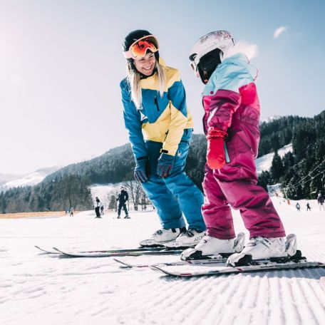 CHILDREN'S SKI COURSES